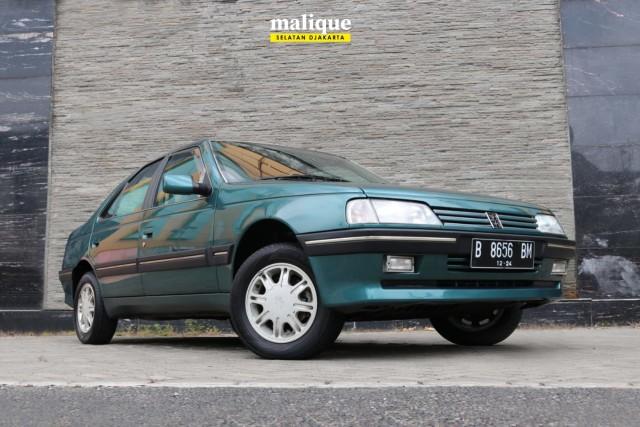 Peugeot 405 Berodometer 22 Ribu Dijual Rp 100 Juta, Berminat? (44857)