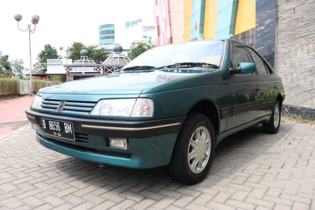Peugeot 405 Berodometer 22 Ribu Dijual Rp 100 Juta, Berminat? (44860)