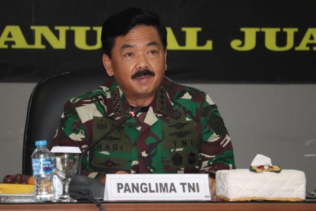 Panglima TNI Minta Surabaya Serius Tangani Pandemi Virus Corona (656373)