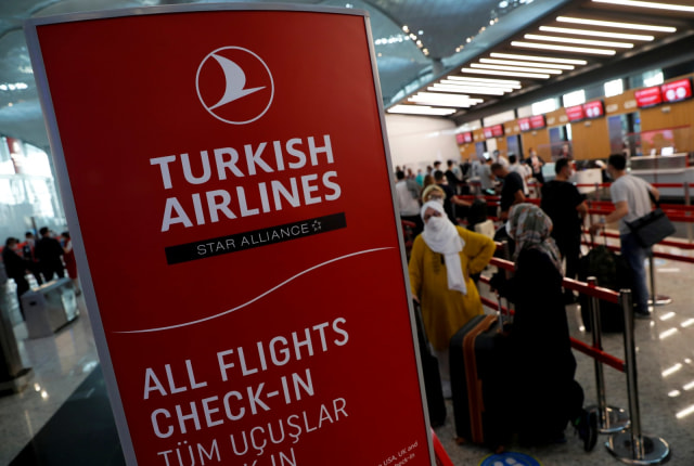 Foto: Turkish Airlines Kembali Buka Penerbangan ke AS (299809)