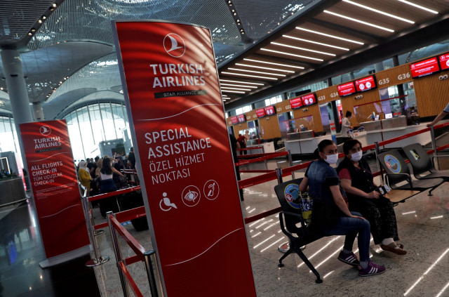 Foto: Turkish Airlines Kembali Buka Penerbangan ke AS (299815)