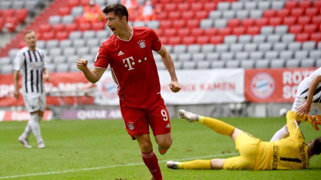 Top Skor Liga Champions: Lewandowski Kandidat Kuat Peraih Gelar Gol Terbanyak (269697)