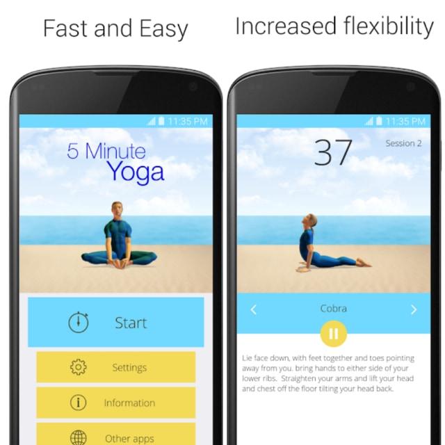 Lakukan Yoga di Rumah dengan Bantuan 5 Aplikasi Ini (11077)