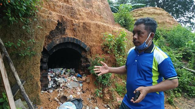 Berkunjung ke Kampung Tua Dapur 12 di Batam (200949)