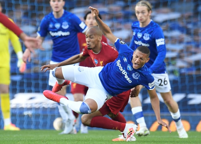Link Live Streaming Liverpool vs Everton di Liga Inggris (141354)