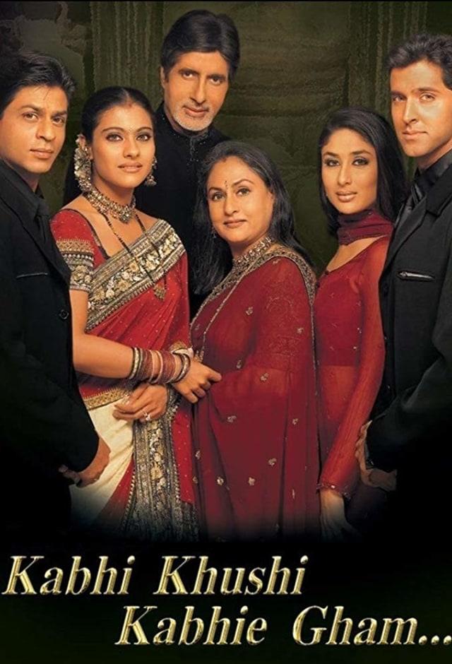 Sinopsis Kabhi Khushi Kabhie Gham: Mega Bollywood ANTV, Tayang Pukul 14.00 (72552)
