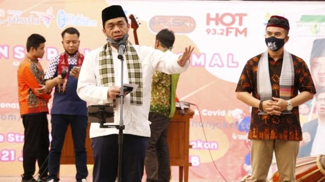 Wagub DKI Klaim Jakarta yang Terbaik Dalam Pembagian Bansos: Kami Transparan (200604)