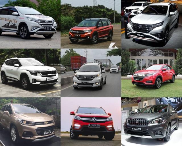Distribusi Low SUV Mei 2020 Anjlok 59,7 persen, Suzuki XL7 Terbanyak (793633)