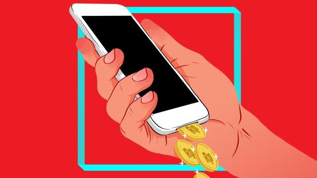 Handphone Tuyul (153836)