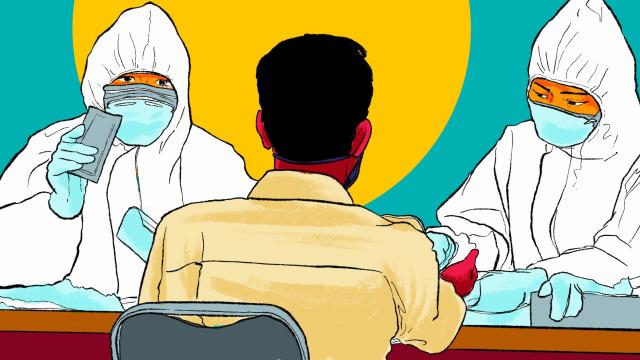 Insentif Nakes COVID-19 di Kuansing, Riau, Sejak Maret Belum Dibayar Pemerintah (76233)