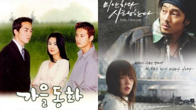 5 Drama Korea Lawas yang Bisa Membuat Kamu Banjir Air Mata