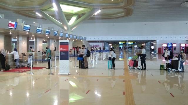 Di Tengah Pandemi, Rata-rata Penumpang Pesawat di Bandara YIA Capai 3.500 Orang (961931)