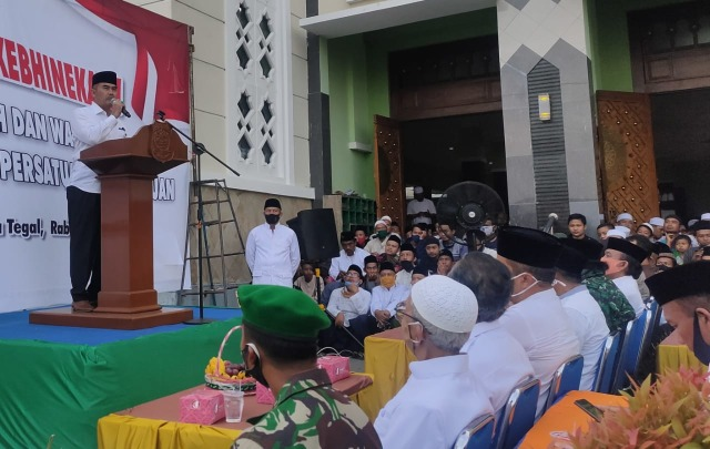 Diduga Kelelahan, Habib Luthfi Batal Silaturahmi Kebhinekaan di Kota Tegal (389355)