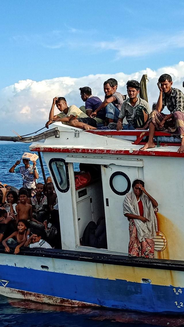 Fakta Sebenarnya Nelayan di Aceh Divonis 5 Tahun Bui karena Selundupkan Rohingya (926059)