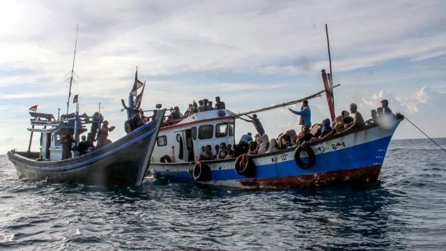 Fakta Sebenarnya Nelayan di Aceh Divonis 5 Tahun Bui karena Selundupkan Rohingya (926061)