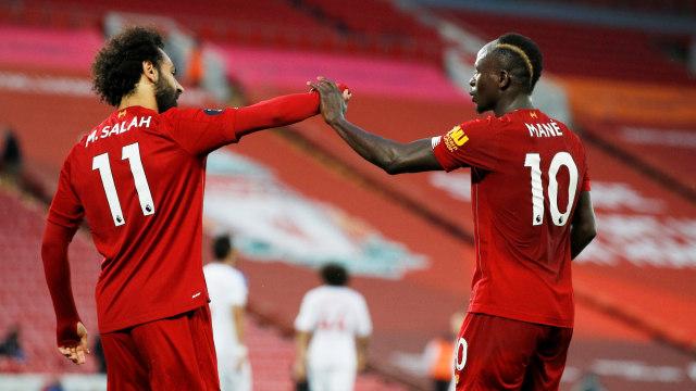 Rumor Transfer: Mohamed Salah dan Sadio Mane Segera Angkat Kaki dari Liverpool? (70077)