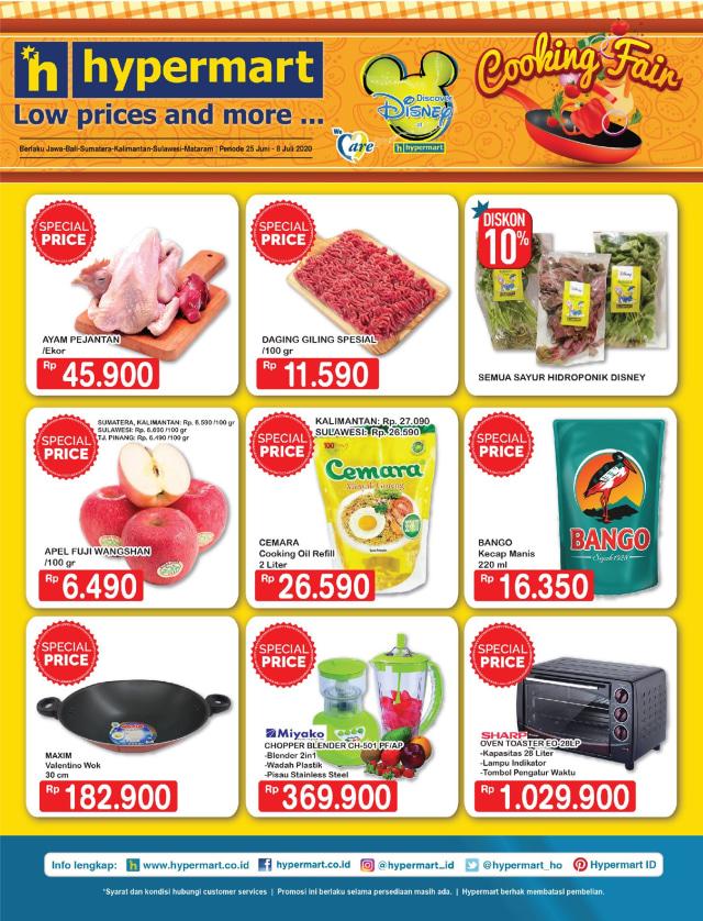 Katalog Promo Hypermart 25 Juni-8 Juli, Penawaran Menarik dengan Harga Spesial (210297)