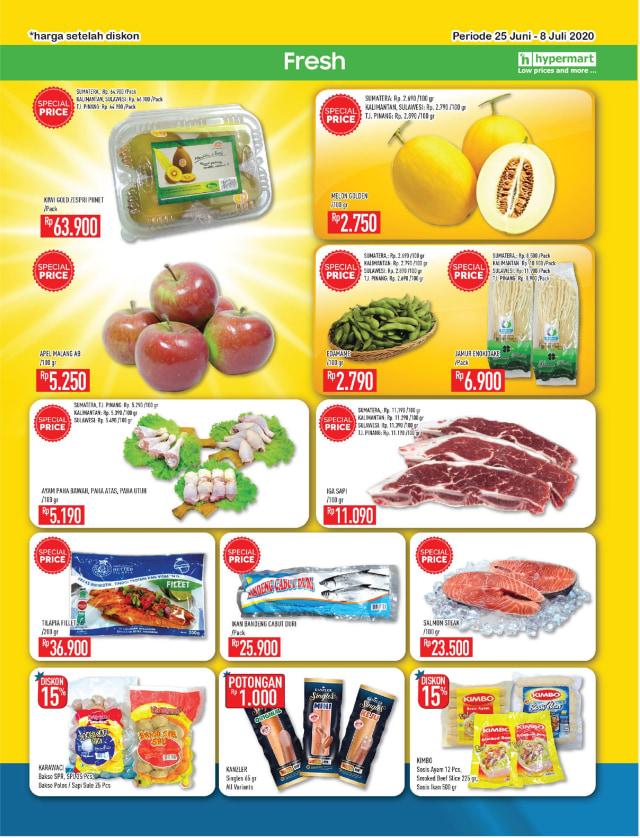 Katalog Promo Hypermart 25 Juni-8 Juli, Penawaran Menarik dengan Harga Spesial (210298)