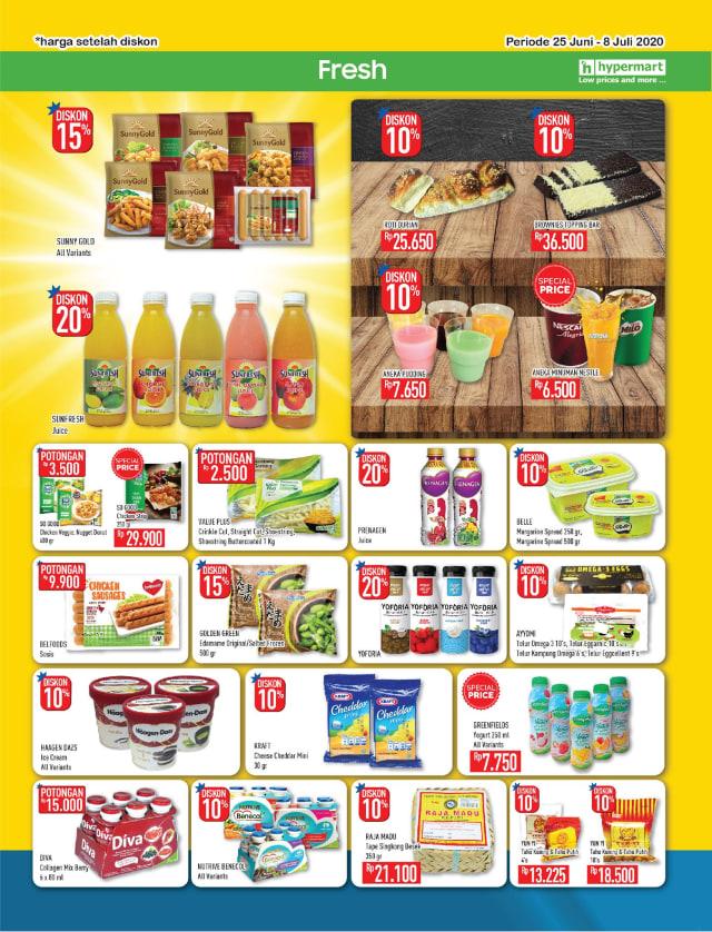 Katalog Promo Hypermart 25 Juni-8 Juli, Penawaran Menarik dengan Harga Spesial (210299)