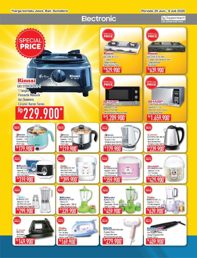 Katalog Promo Hypermart 25 Juni-8 Juli, Penawaran Menarik dengan Harga Spesial (210306)