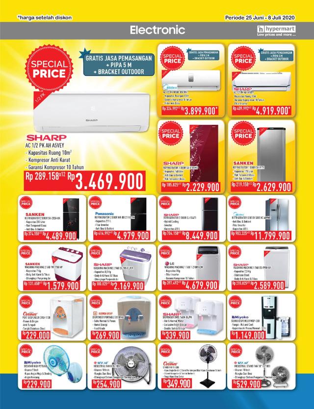 Katalog Promo Hypermart 25 Juni-8 Juli, Penawaran Menarik dengan Harga Spesial (210307)
