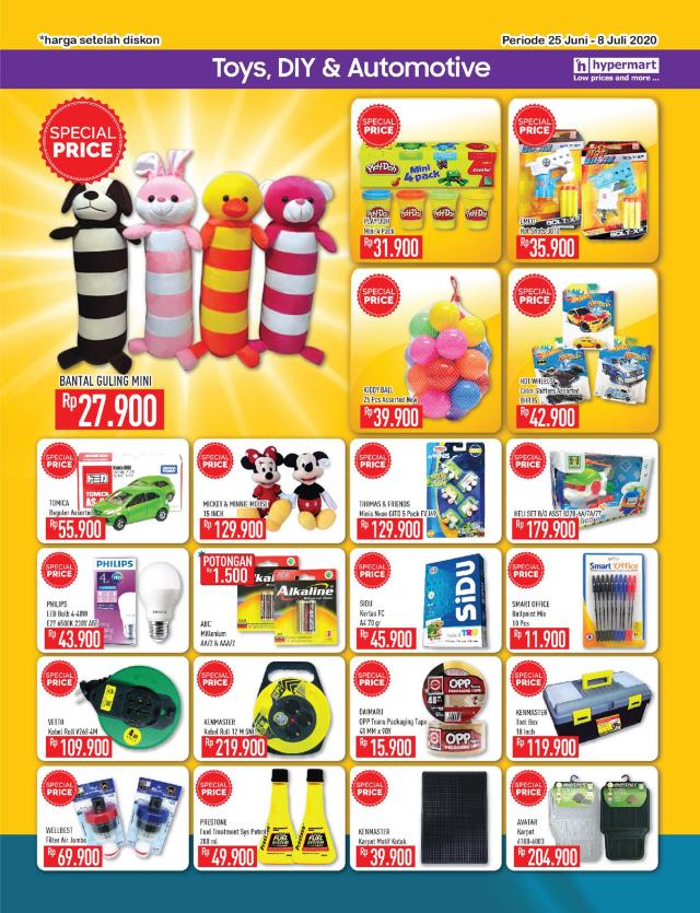 Katalog Promo Hypermart 25 Juni-8 Juli, Penawaran Menarik dengan Harga Spesial (210308)