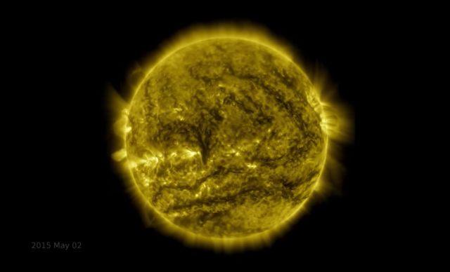 'Matahari Buatan' China Sukses Menyala, Suhunya 10 Kali Lebih Panas (6078)