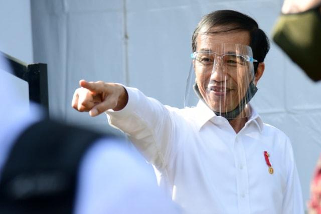 Presiden Jokowi: Produksi Vaksin Corona RI Januari-April 2021, Sebanyak 170 Juta (7548)