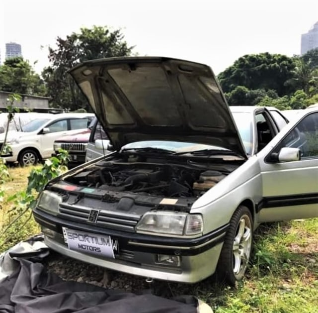 Ini Mobil Bekas yang Harganya Lebih Murah dari Honda BeAT  (9747)