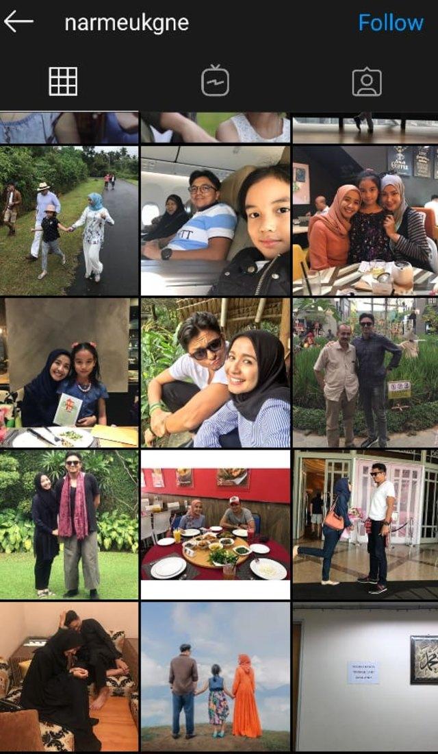 Rumah Tangga Dikabarkan Retak, Laudya Cynthia Bella Hapus Foto Pernikahan di IG (336927)