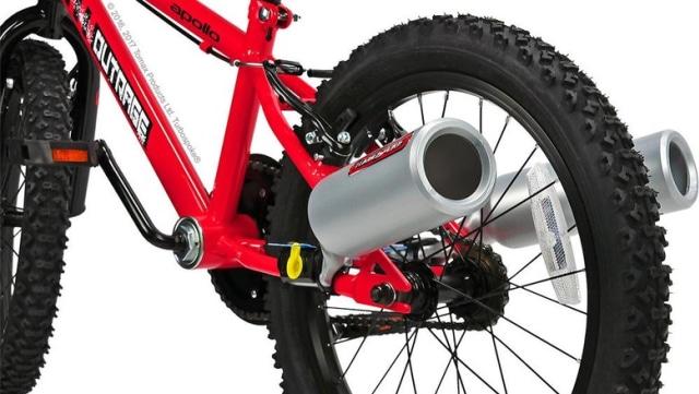 Jangan Pake Balon, Ini Dia Knalpot Racing untuk Sepeda dan Seperti Ini Suaranya (290345)