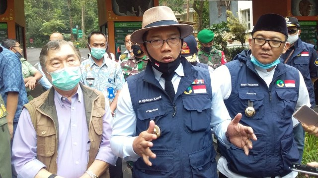 Ridwan Kamil Resmi Daftar Jadi Relawan Uji Klinis Vaksin Corona (359047)