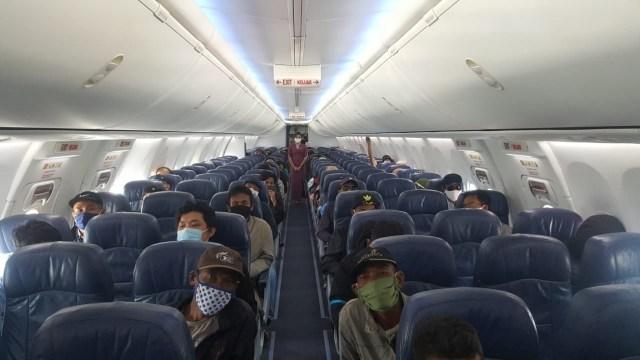 Alvin Lie Soal Kapasitas Penumpang Pesawat: Kenapa Dulu Dibatasi 70 Persen? (397700)
