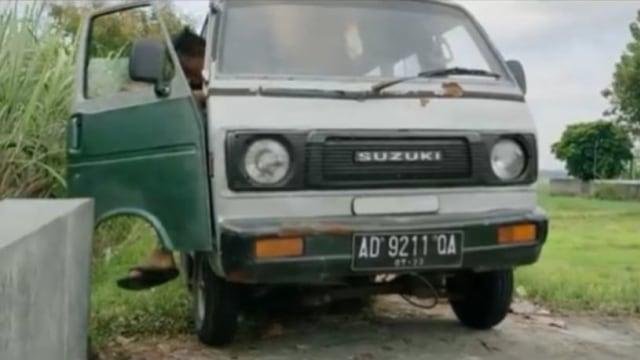 Mobil Suzuki Truntung Pakai Mesin Astrea Grand, Netizen: Insinyur Jepang Nangis (9177)