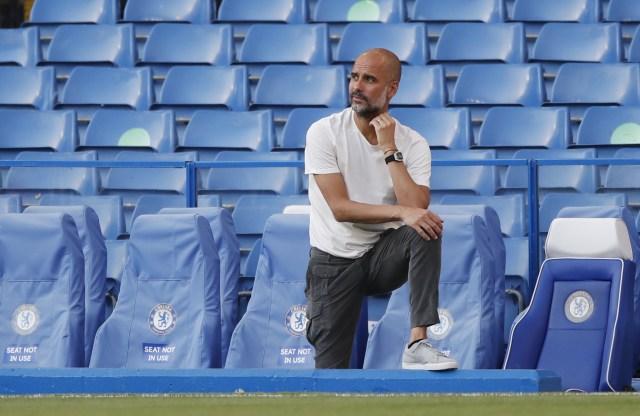 Resmi: Pep Guardiola Teken Kontrak Baru dengan Man City (23431)
