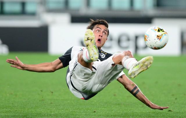 AS Roma vs Juventus: Morata dan Dybala Siap Berlaga, Fonseca Bocorkan Line Up (99465)