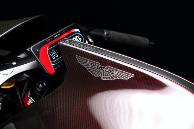 Aston Martin Mulai Uji Coba AMB 001, Motor Bermesin Turbo Seharga Rp 1,7 Miliar (13263)