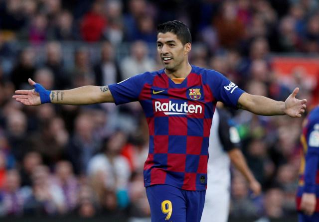 Juventus Dipastikan Batal Menggaet Luis Suarez (17428)