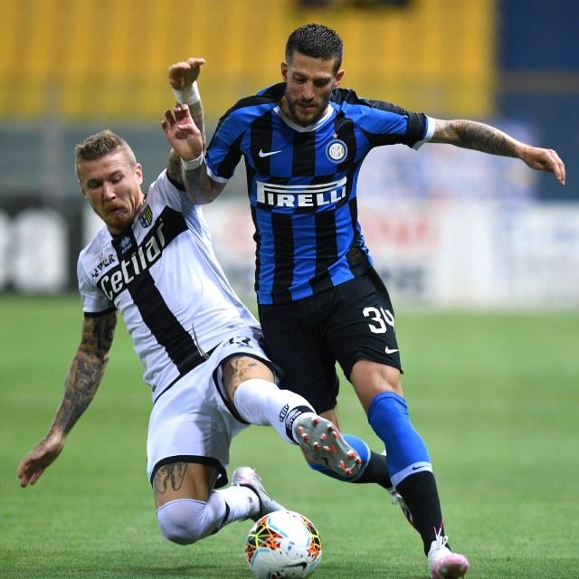 Sempat Tertinggal, Inter Milan Sukses Tundukkan Parma (95691)