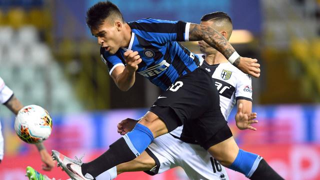 Sempat Tertinggal, Inter Milan Sukses Tundukkan Parma (95692)