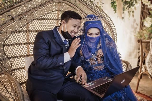 Virtual Wedding, Pernikahan Digital Budget Mulai Rp 30 Jutaan (207901)