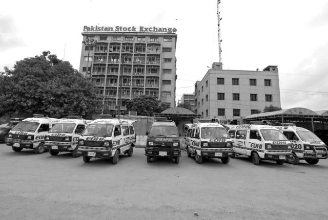 Separatis BLA Klaim Bertanggung Jawab Atas Serangan di Bursa Efek Pakistan (132107)
