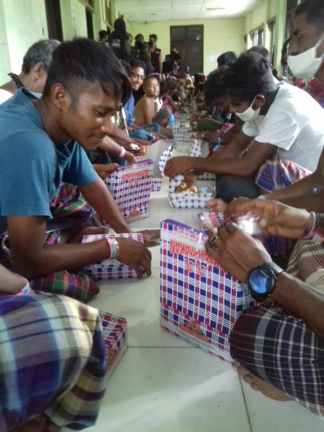 Pengungsi Rohingya di Aceh Akan Dipindahkan ke Tempat yang Lebih Layak (144060)