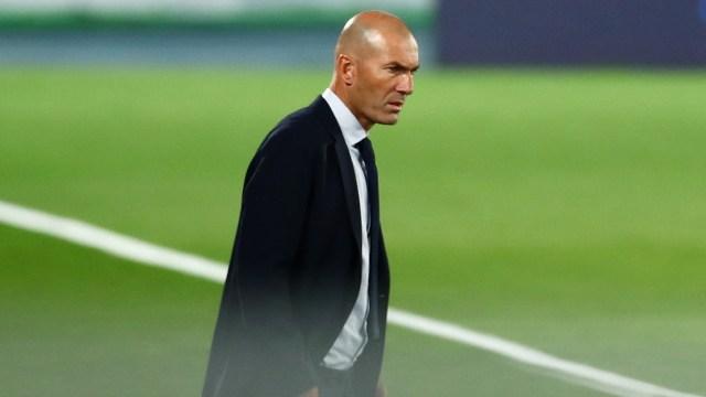Madrid vs Cadiz: Zidane Akui Anak Asuhnya Bermain Jelek Sejak Awal (17412)