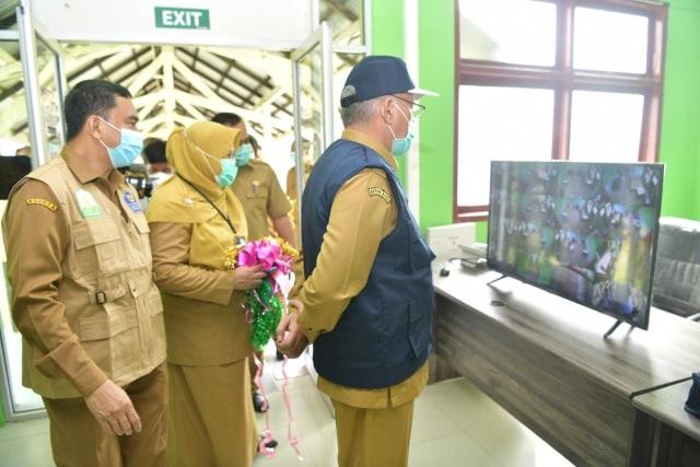 Kasus COVID-19 Meningkat, Aceh Tambah 24 Ruang Isolasi di RSUDZA (140912)
