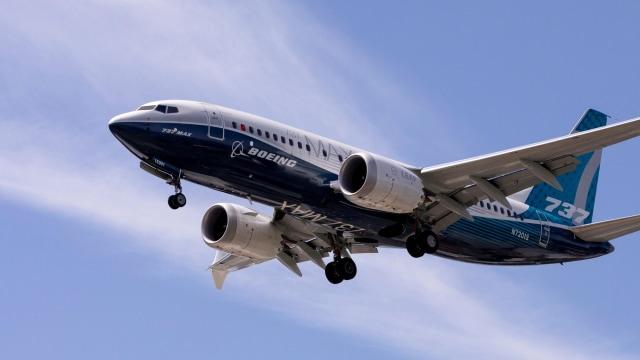Boeing 737 MAX Masih Belum Dapat Terbang di Eropa  (38979)