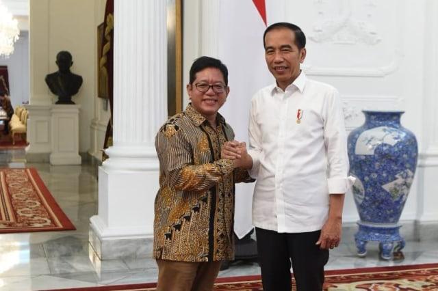 The Jokowi Center: Ada Indikasi Presiden Jokowi Ganti Menteri (1456)