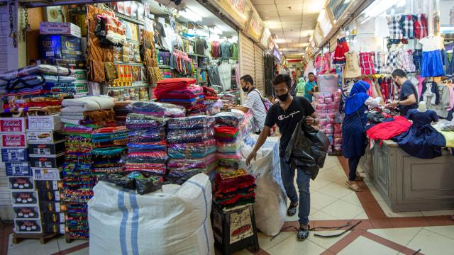 Survei: 65,3 Persen Responden Nilai Ekonomi RI Masih Buruk Akibat Corona (66058)