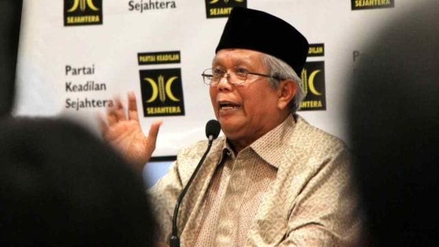Hilmi Aminuddin Positif Corona, Anak dan Istri Jalani Isolasi dan Swab Test (208648)