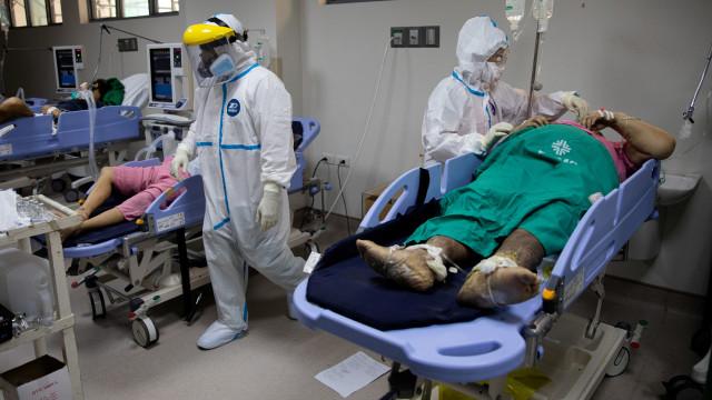 Pecah Rekor, Kasus Virus Corona di Filipina Bertambah 4.963 Orang (112945)